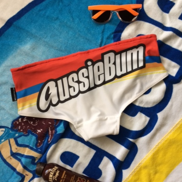 14f78153d3 aussieBum Swim | Vintage Retro Logo Briefs Medium | Poshmark